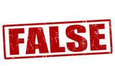 Carimbo falso — Vetorial Stock
