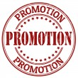 Promotion stamp — Vector de stock #31481941