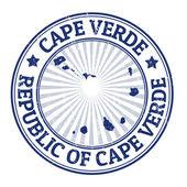 Timbre du Cap-Vert — Vecteur