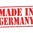 Made in Germany stamp — Stock Vector #32002073