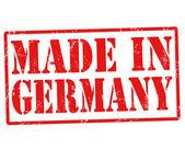 Made in Germany stamp — Cтоковый вектор