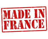 Made in France stamp — Stock Vector