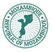 Pieczęć mozambiku — Wektor stockowy