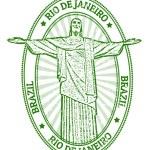 Rio de Janeiro stamp — Stock Vector #34011479