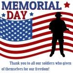 Memorial day poster — Stock Vector #36549013