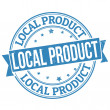 Local product stamp — Stock Vector #37684539