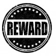 Stockvector : Reward stamp