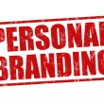Personal branding stamp — Stock Vector