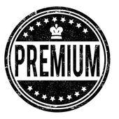 Premium stamp — Stock Vector