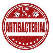 Antibacterial stamp — Stock Vector