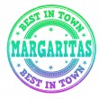 Margaritas stamp — Stock Vector #43727099
