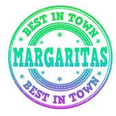 Margaritas stamp — Wektor stockowy