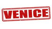 Venice stamp — Stock Vector