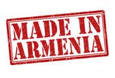 Made in Armenia stamp — Stock Vector