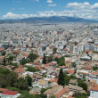 Athens as seen from the Acropolis — Stock Photo #46946011