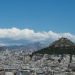 Athens as seen from the Acropolis — Stock Photo #46946785