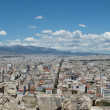 Athens as seen from the Acropolis — Stock Photo #46946931