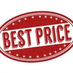 Best price stamp — Stock Vector #50342777
