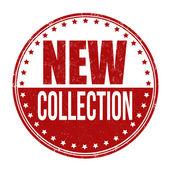 新しいコレクション スタンプ — ストックベクタ