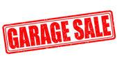 Garage sale — Stock Vector