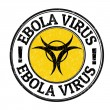 Ebola stamp — Stock Vector #51162123