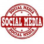Social media stamp — Stock Vector #51225075
