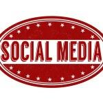 Social media stamp — Stock Vector #51225623