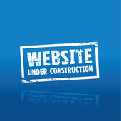 Website construction — Stock Vector
