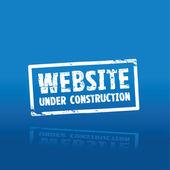 Website construction — Stock Vector
