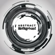 Abstract camera lens - Stockvektor