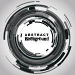 lente de la cámara abstracto — Vector de stock