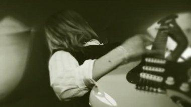 特写镜头.吉他和弦谱