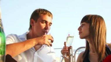 Romance Couples — Stock Video