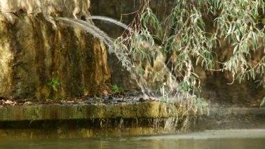 Vodopád — Stock video