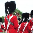 Tivoli Marching Band — Stock Photo