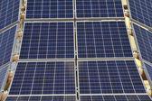 Solar panels, — Stock Photo