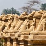 Egypt, luxor, karnak temple — Stock Photo #12573839