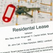 Lease in english — Stock Photo #13551012