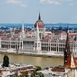 Stock Photo: Hungary, budapest, parliament