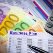Business plan — Stock Photo #13555272