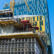 Royalty-Free Stock Photo: Construction of an office building