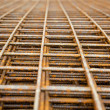 Stock Photo: Steel mesh