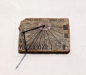 A sundial — Stock Photo