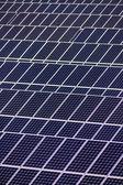 Células solares para energía solar — Foto de Stock