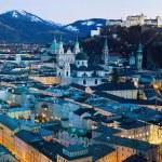 Salzburg, austria, cityscape — Stock Photo #14868741