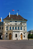Austria, vienna, hofburg — Stock Photo