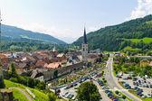 Gmünd, carinthia, austria — Stock Photo
