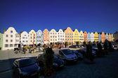 Austria, schärding am inn — 图库照片