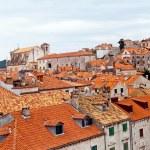 Croatia, dubrovnik, rooftops — Stock Photo #14870703
