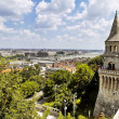 Hungary, budapest, fisherman's bastion. — Stock Photo #14873905